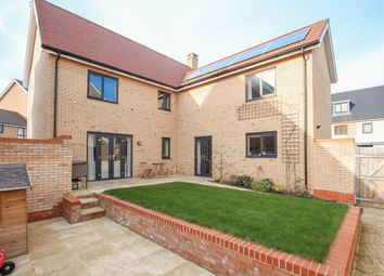 Thumbnail 4 bed detached house for sale in Brace Dein, Upper Cambourne, Cambourne, Cambridge