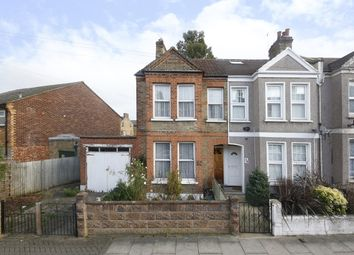 Thumbnail 2 bed end terrace house for sale in Lutwyche Road, London