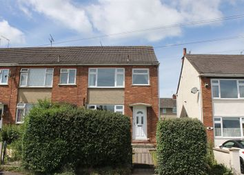 Thumbnail 2 bedroom end terrace house for sale in Elmhurst Gardens, Long Ashton, Bristol