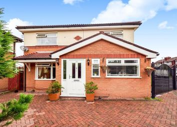 Thumbnail 3 bed detached house for sale in Westminster Way, Dukinfield, Greater Manchester, .