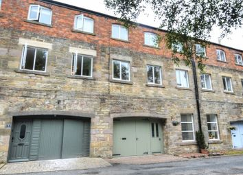 Thumbnail 3 bed town house to rent in Guyzance Bridge, Morpeth, Northumberland