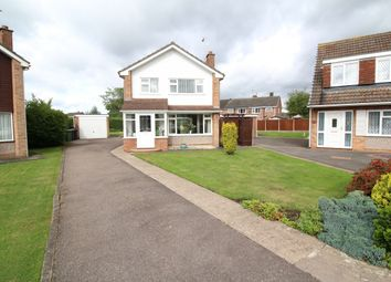 Thumbnail 3 bed detached house for sale in Dalton Road, Bedworth