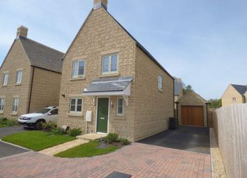 Thumbnail 4 bed detached house for sale in Merlin Close, Upper Rissington, Cheltenham