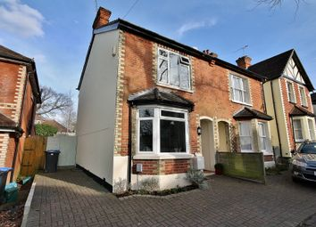 Thumbnail 2 bed semi-detached house for sale in Frailey Hill, Woking