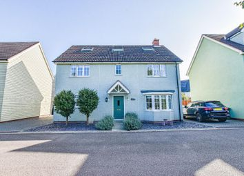Marshalls Way, Little Canfield, Dunmow CM6. 5 bed detached house