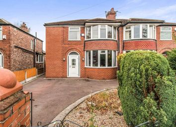 Thumbnail 4 bed semi-detached house for sale in Derbyshire Road South, Sale