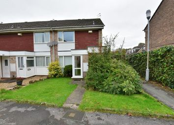 Thumbnail 1 bed flat for sale in Portrea Close, Davenport, Stockport, Cheshire
