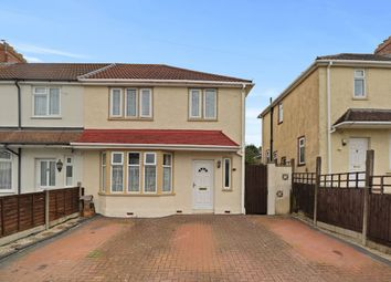 Thumbnail 3 bed semi-detached house for sale in Woodyleaze Drive, Hanham, Bristol