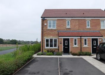 Thumbnail 3 bed semi-detached house for sale in Arnison Close, Carlisle