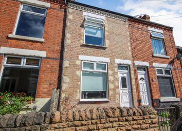 Thumbnail 2 bedroom terraced house for sale in Furlong Avenue, Arnold, Nottingham