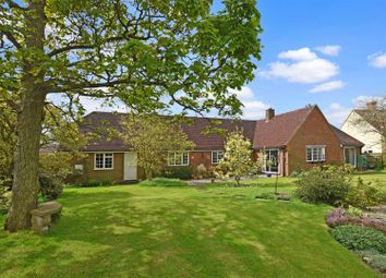 Thumbnail 4 bed detached bungalow for sale in The Green, Ludgershall, Aylesbury