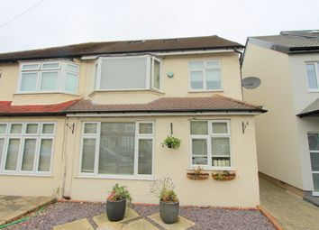 Thumbnail 4 bed semi-detached house for sale in Victoria Avenue, Wallington