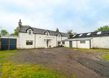 Thumbnail 5 bed country house for sale in Sorn, Mauchline