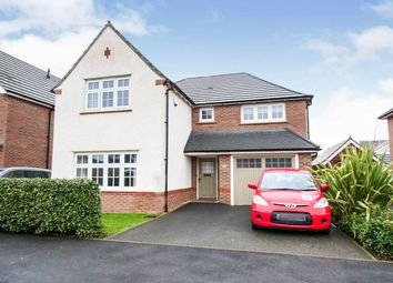 Thumbnail 4 bed detached house for sale in Miller Road, York
