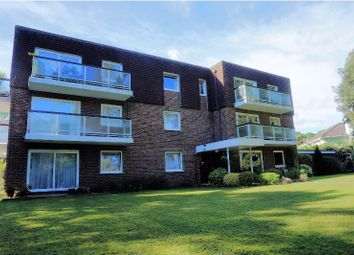 Thumbnail 3 bedroom flat for sale in Queens Park West Drive, Bournemouth