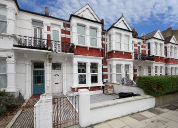 Thumbnail 2 bed flat for sale in Stanlake Road, London