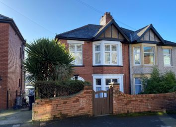 3 bed semi-detached house for sale in Milton Road, Newport NP19