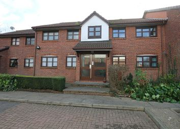 Thumbnail 2 bed flat for sale in Swallow Close, Dartford, Kent