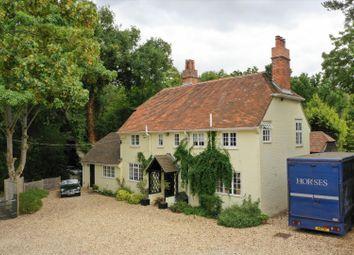 Reading Road, Mattingley, Hook, Hampshire RG27.. 6 bed detached house