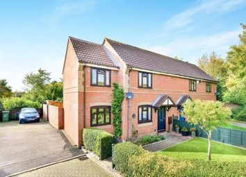 Thumbnail 3 bed semi-detached house for sale in Rodwell Gardens, Old Farm Park, Milton Keynes, Buckinghamshire