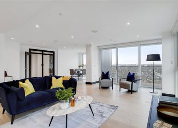 Thumbnail 3 bedroom flat to rent in Montpellier House, 17 Glenthorne Road, Hammersmith, London