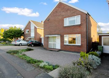 Thumbnail 3 bed detached house for sale in Salter Avenue, Off Bluebell Road, Norwich