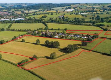 Thumbnail Land for sale in Blundells Road, Tiverton