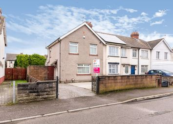 3 bed semi-detached house for sale in Madoc Road, Tremorfa, Cardiff CF24