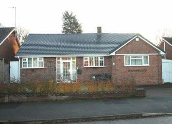 Thumbnail 3 bed bungalow for sale in Gilmorton Close, Harborne, Birmingham