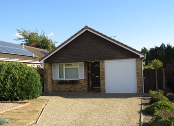 Thumbnail 3 bed detached bungalow for sale in Churchill Road, Thetford