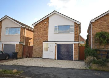 Thumbnail 3 bedroom detached house for sale in Pells Close, Fleckney, Leicester