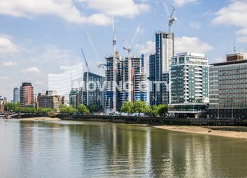 Thumbnail 3 bed flat for sale in The Corniche, Albert Embankment, Embankment