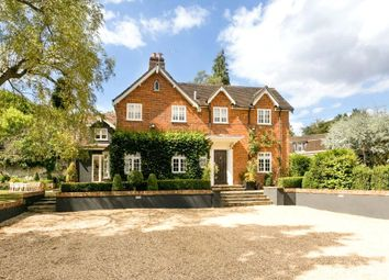 Thumbnail 4 bed detached house for sale in Titness Park, London Road, Ascot, Berkshire
