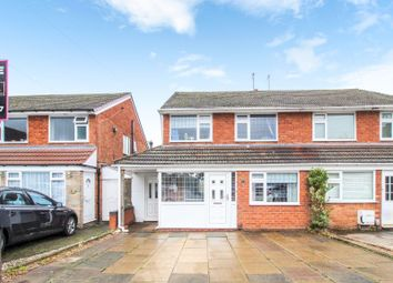 Thumbnail 3 bed semi-detached house for sale in Green Close, Wythall, Birmingham