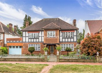 Thumbnail 4 bed detached house for sale in Broad Walk, London