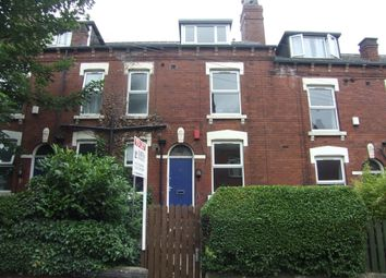 Thumbnail 2 bedroom terraced house to rent in Lascelles Road West, Leeds