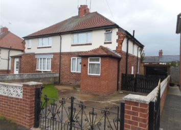 Thumbnail 3 bed semi-detached house to rent in King Edward Road, Ripon