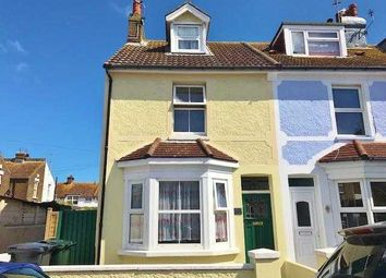 Thumbnail 2 bed end terrace house for sale in Bexhill Road, Eastbourne