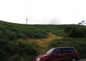 Thumbnail Land for sale in Bryn Road, Ogmore Vale