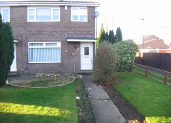 Thumbnail 3 bed end terrace house to rent in Knightside Walk, Chapel Walk