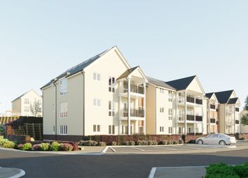 Thumbnail 2 bed flat for sale in Apartment 27 Brook House, Debden Grange, Saffron Walden, Essex
