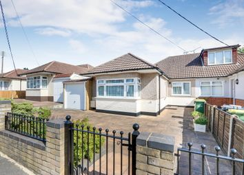 Thumbnail 3 bed semi-detached bungalow for sale in Rayleigh Avenue, Eastwood, Essex