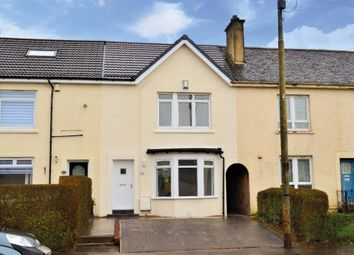 Thumbnail 3 bed terraced house for sale in Dyke Road, Knightswood, Strathclyde