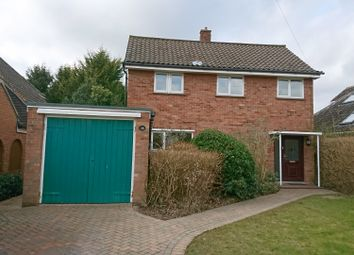 Thumbnail 3 bed detached house to rent in Lowther Road, Norwich