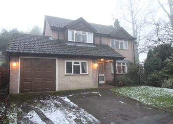 Thumbnail 4 bed detached house for sale in Beaumont Close, Biddulph, Stoke-On-Trent