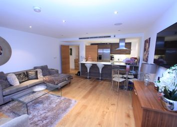 Thumbnail 2 bedroom flat for sale in Dolphin House, Lensbury Avenue, London
