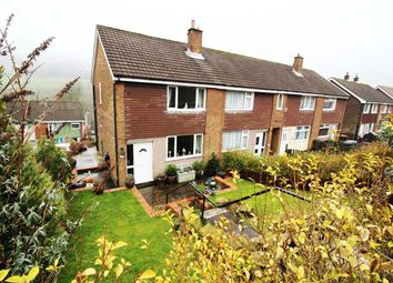 Thumbnail 3 bed town house for sale in Kershaw Crescent, Luddendenfoot, Halifax
