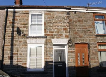 Thumbnail 2 bed terraced house for sale in Myrtle Row, Treorchy, Rhondda Cynon Taff.