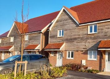 Thumbnail 2 bed end terrace house for sale in Ashmere Fields, Stonegate, Stelling Minnis, Canterbury