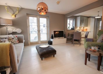 Thumbnail 1 bed flat for sale in Railway Approach, East Grinstead